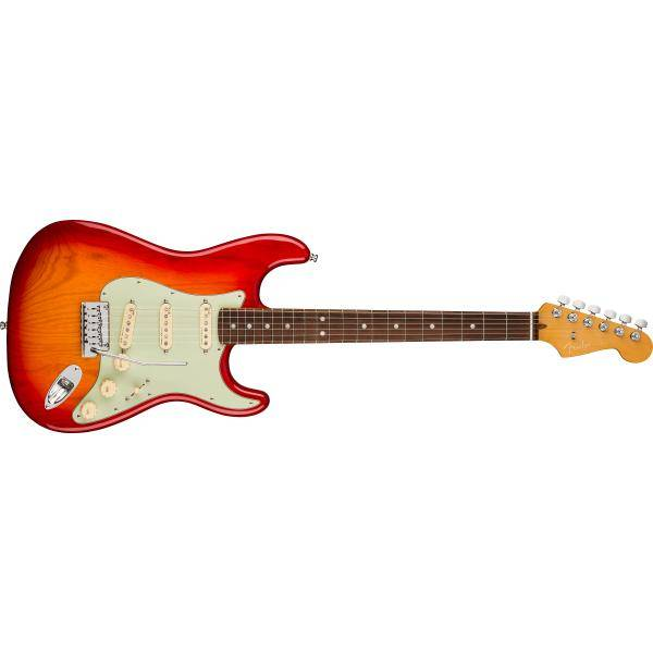 FENDER AMERICAN ULTRA STRATOCASTER RW PLASMA RED