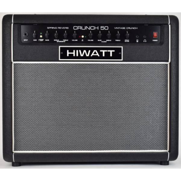 HIWATT CRUNCH 50R COMBO DE GUITARRA