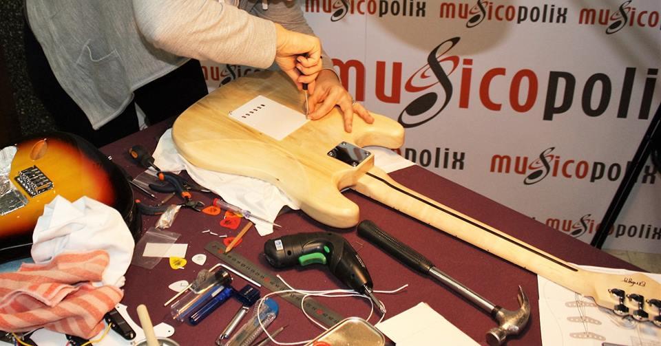luthier guitarra