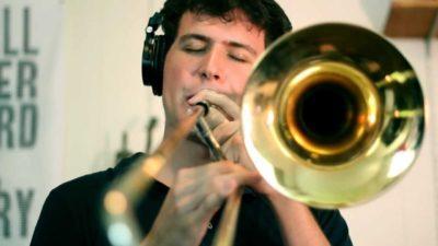 Limpieza del trombón