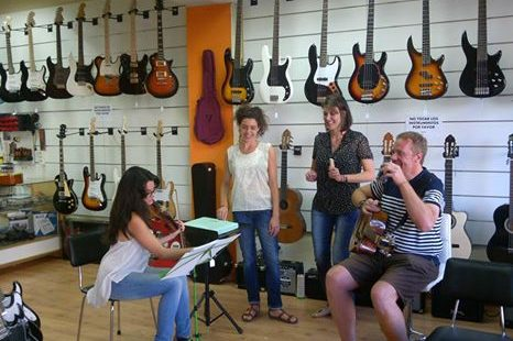 Roberta Medley musicopolix alcorcon