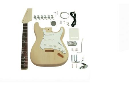 Set de construcción guitarra strato