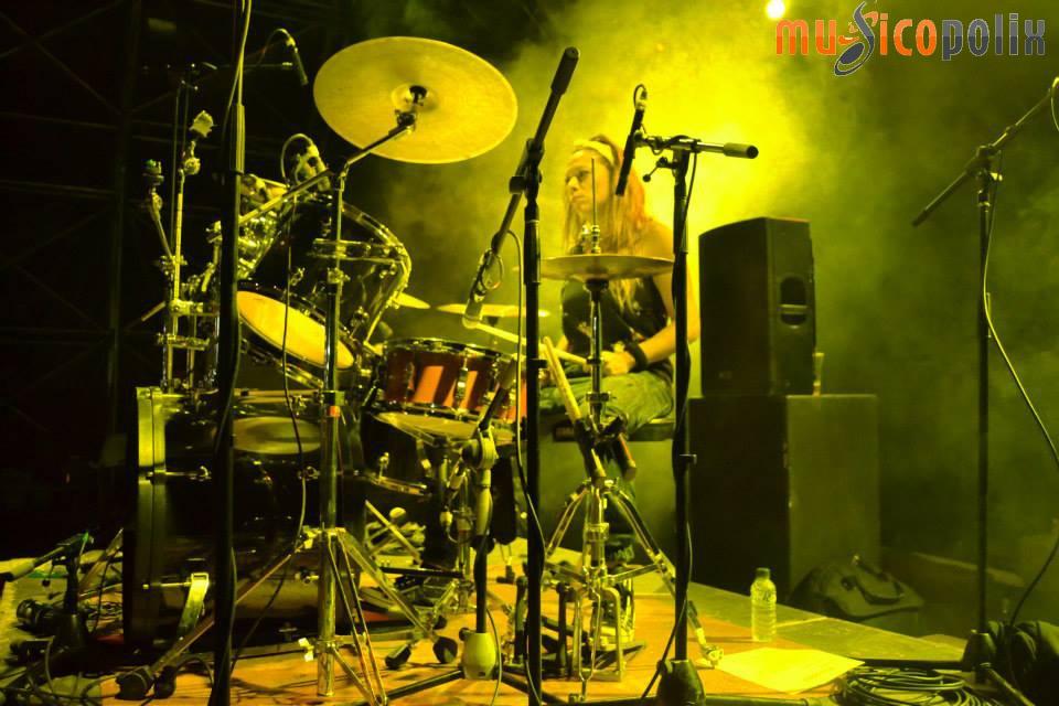 Baterías musicales Musicopolix