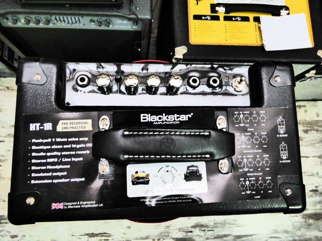 Amplificador HT1R Black star Musicopolix