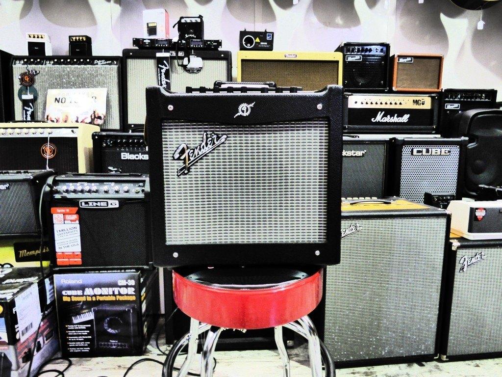 Amplificador Mustan I de Fender