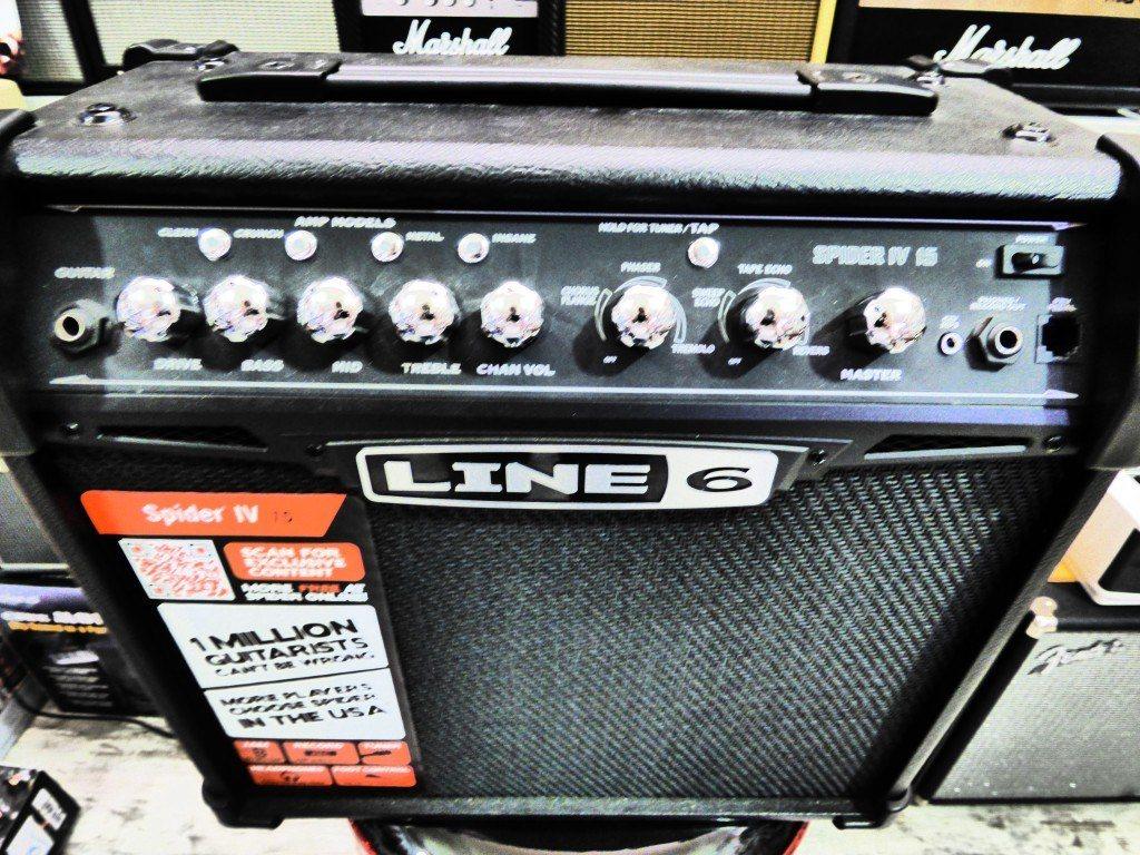 Amplificador Spider IV