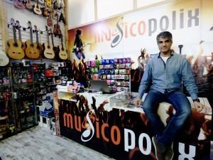 Entrevista a Ariel Staryfurman, Gerente de Musicopolix