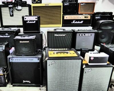 4 Tipos de Amplificadores para tocar en casa