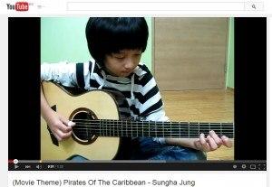 """4  guitarristas """"Youtubers""""que no conocías"""
