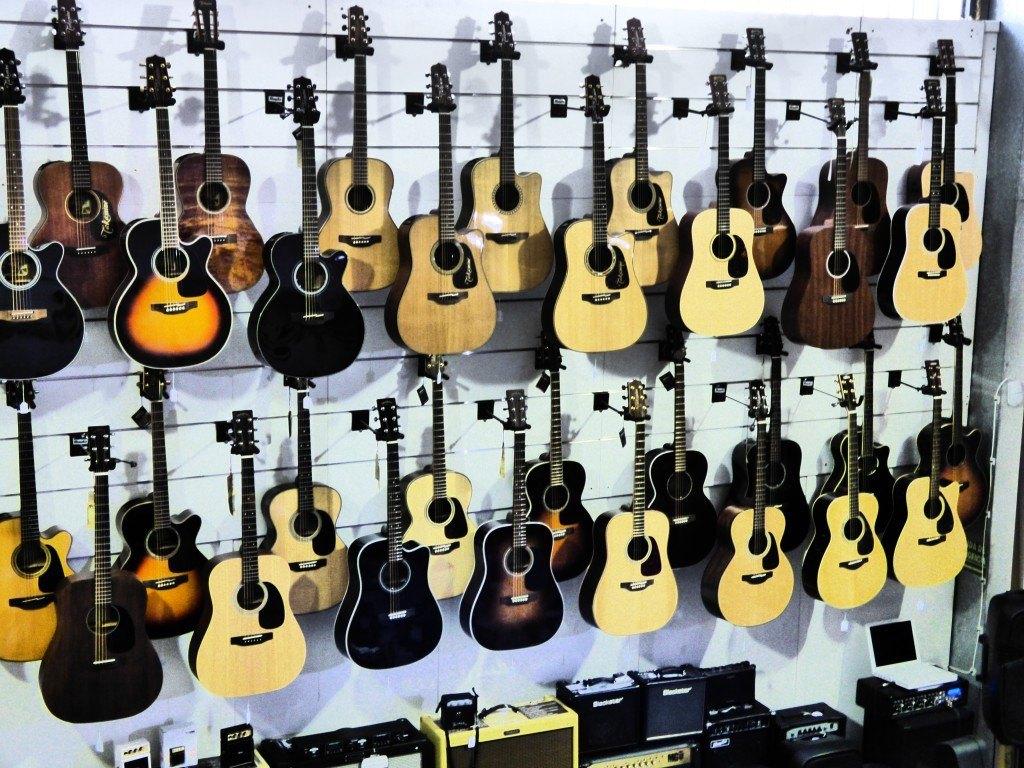 Tienda de Instrumentos Musicales San Sebastián de los Reyes Madrid