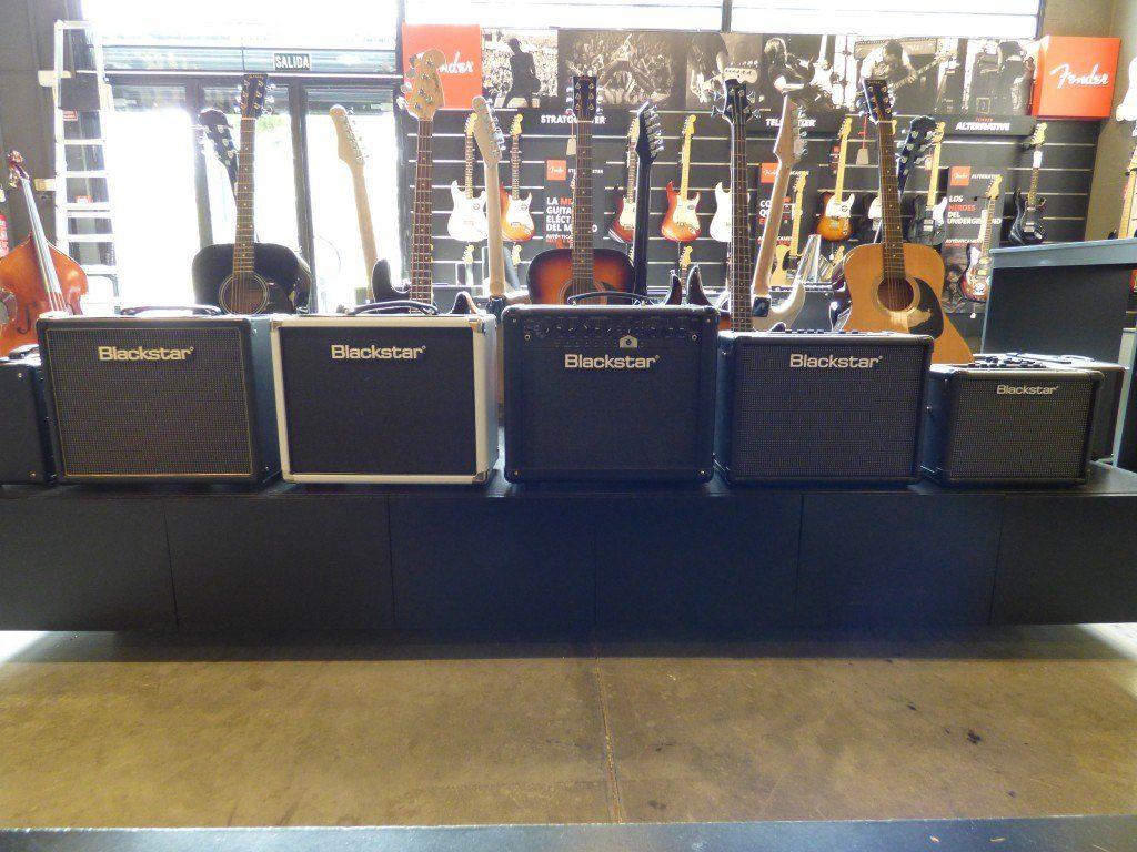 Amplificadores Blackstars Musicopolix