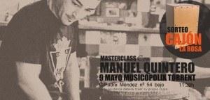 Masterclass de cajón flamenco en Musicopolix Torrent