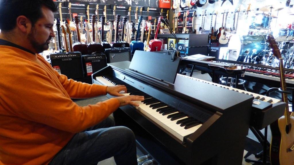 franquicia de instrumentos musicales
