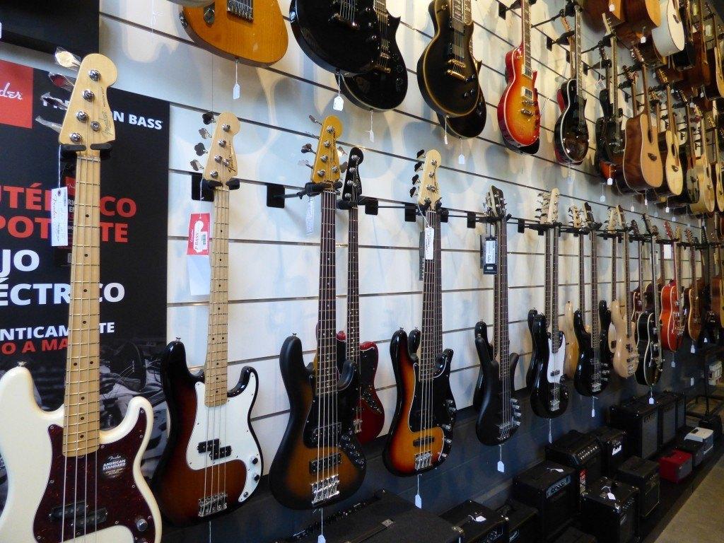 Guitarras eléctricas en Musicopolix