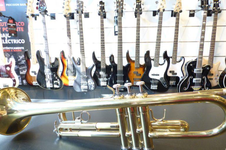 Comprar trompeta en Madrid