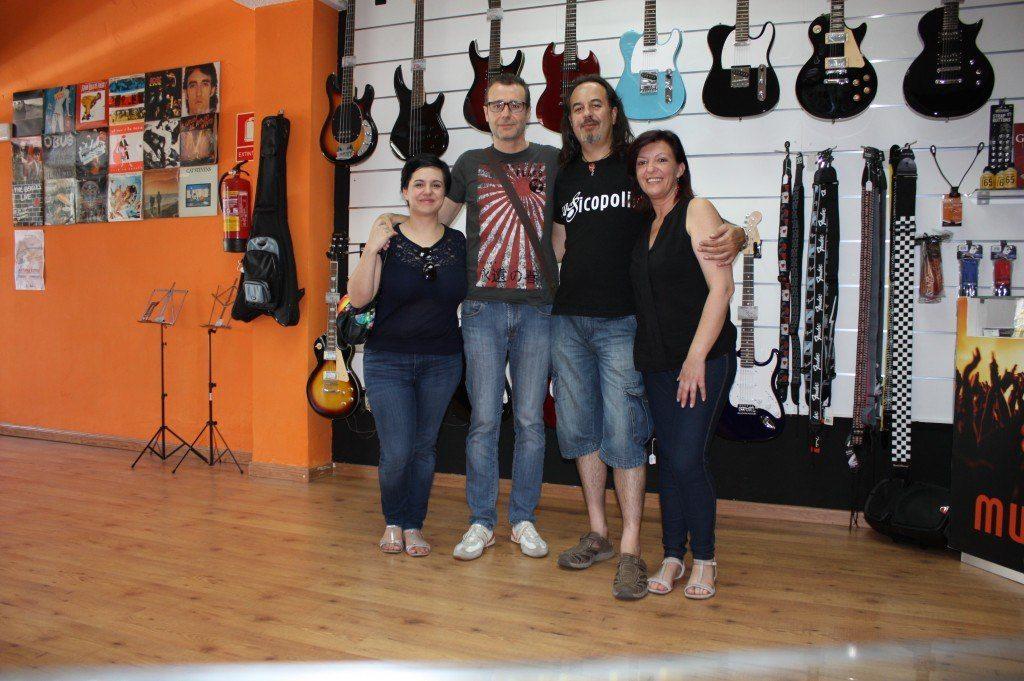 Nueva Franquicia de Instrumentos Musicales: Musicopolix Castellón