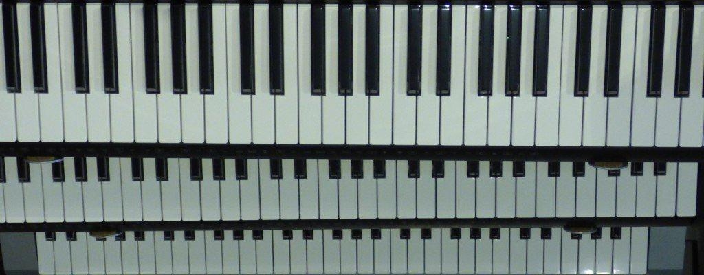 Diferencias básicas entre los teclados