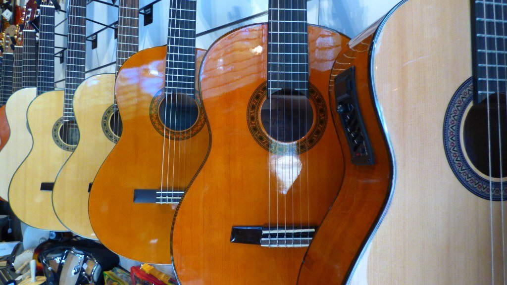 Cómo afinar tu guitarra