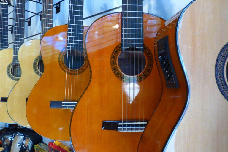 comprar guitarras para niños
