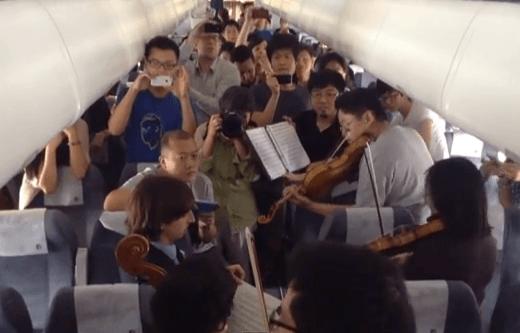 Instrumentos musicales en avión. Volar con tu guitarra.