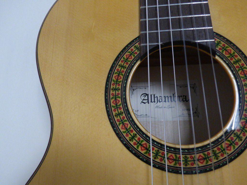Maderas de guitarras