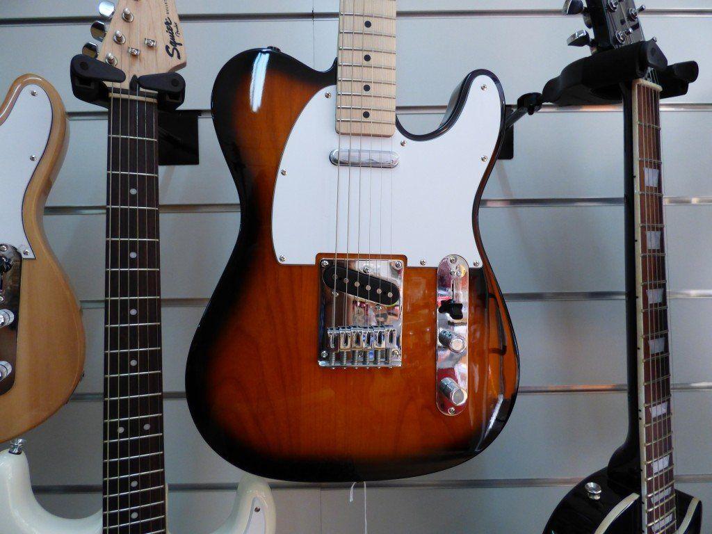 Tipos de madera de guitarra