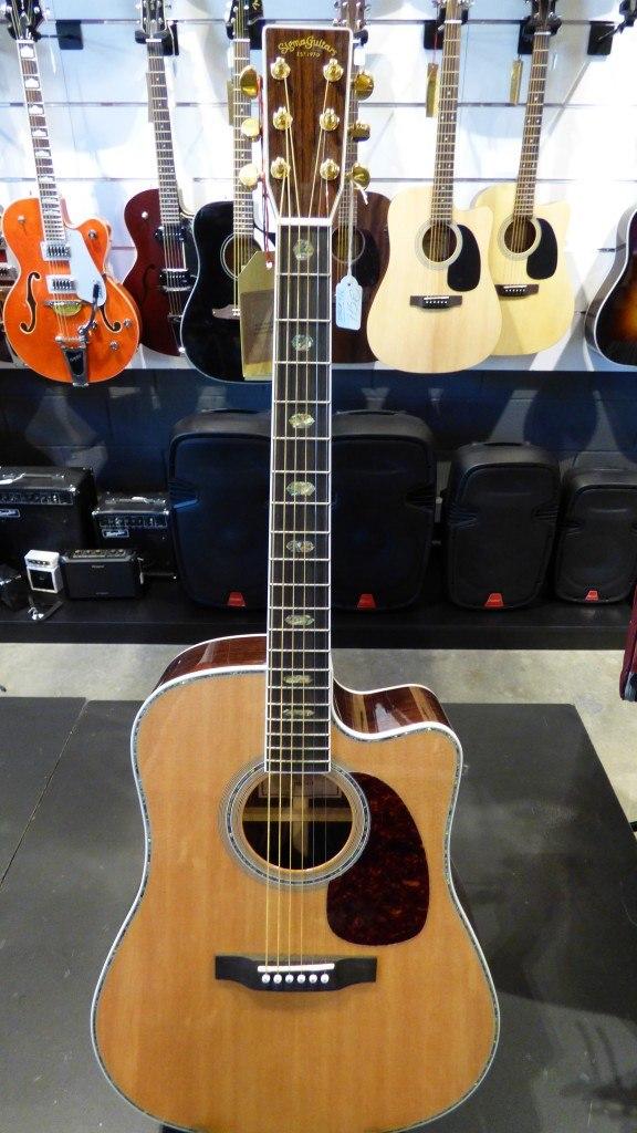 comprar guitarra electroacustica