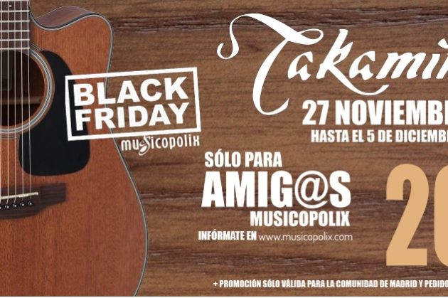 black friday musicopolix