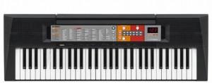 teclado digital yamaha psr f50