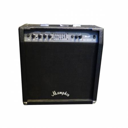Ahora el amplificador para Bajo Memphis 60W FC60G a 142,50€