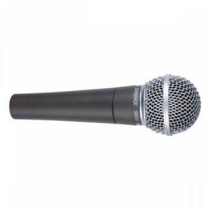 Micrófono dinámico Shure SM58 a 102.6 euros