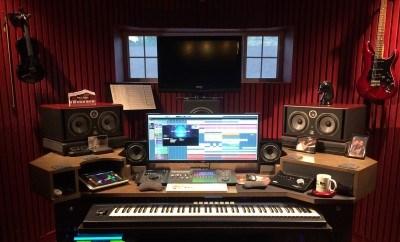 ¿Cómo montar un home studio decente?