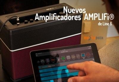 Amplificadores AMPLIFi® de Line 6