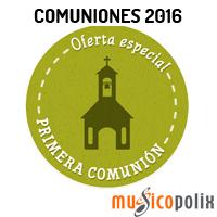 Oferta Especial Comuniones 2016