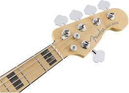 Fender Jazz Bass American Elite MN Nat