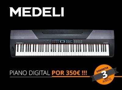 Medeli SP4000 Piano digital contrapesado