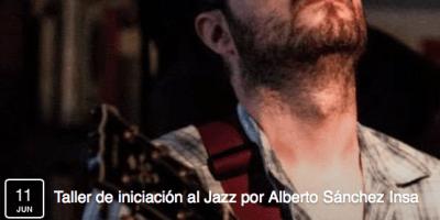 Taller de iniciación al Jazz en Musicopolix Vall de Uxó