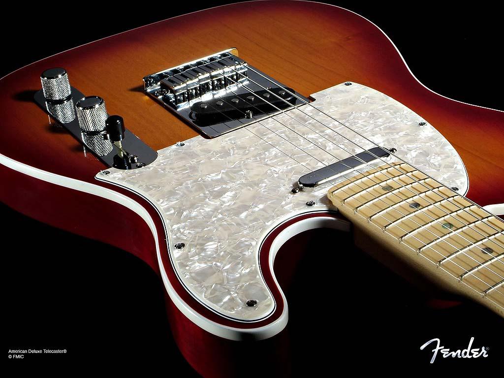 Historia De La Guitarra Fender Telecaster
