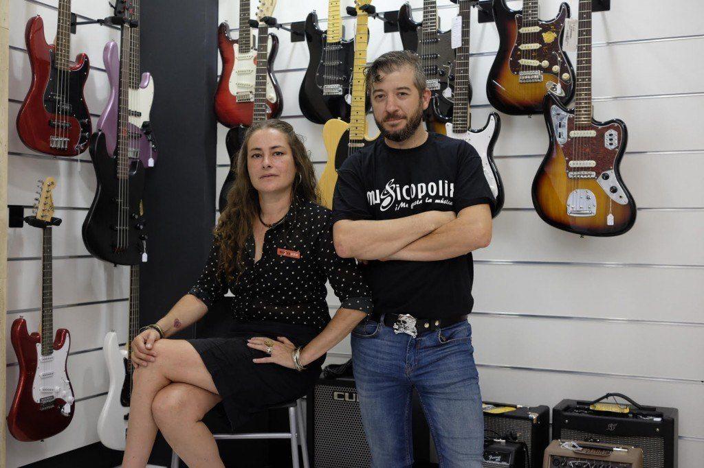 Apertura Musicopolix Zaragoza