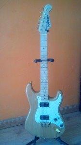 Guitarras construidas a mano en Musicopolix Alcorcón