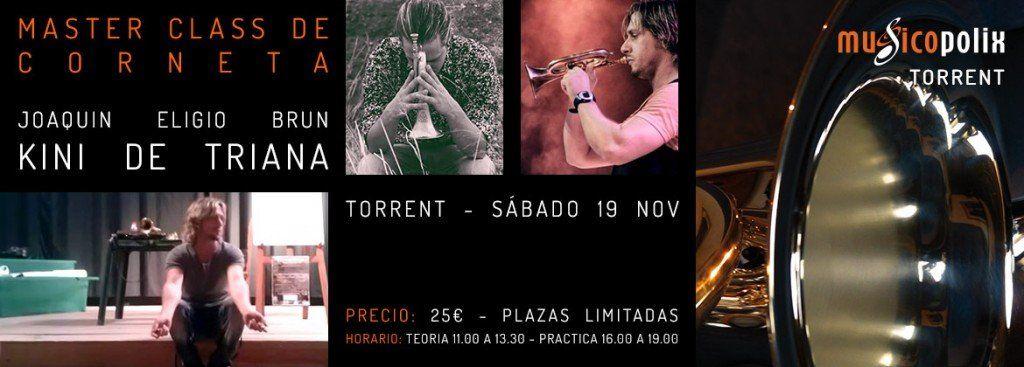 Masterclass de corneta en Musicopolix Torrent