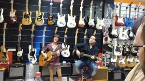 Musicopolix Alcorcón nuevo Dealer Fender