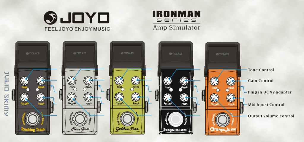 Joyo Iron Man