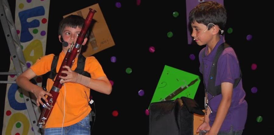 ¿Por qué apuntar a nuestros hijos a clases de música?