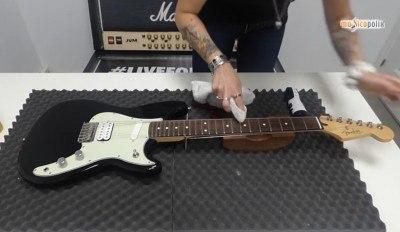 5 consejos para el mantenimiento de tu guitarra eléctrica