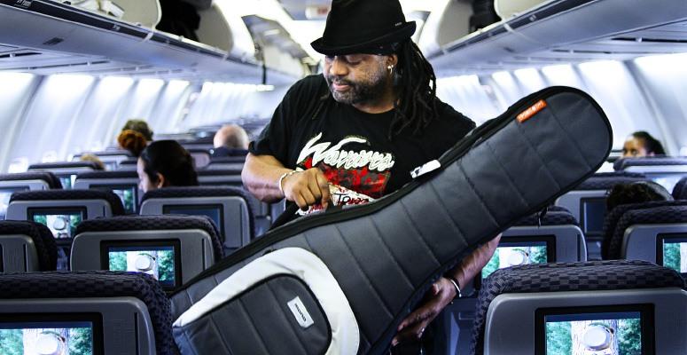 ¿Cómo elegir una funda de guitarra?
