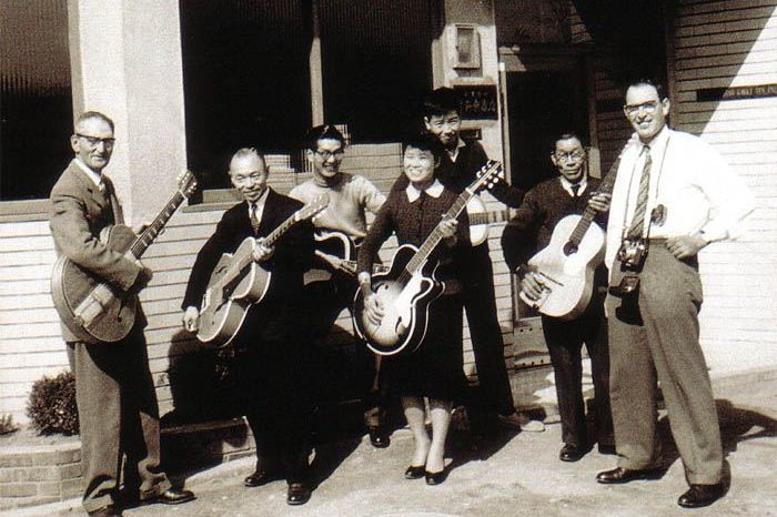 guitarras Ibanez España