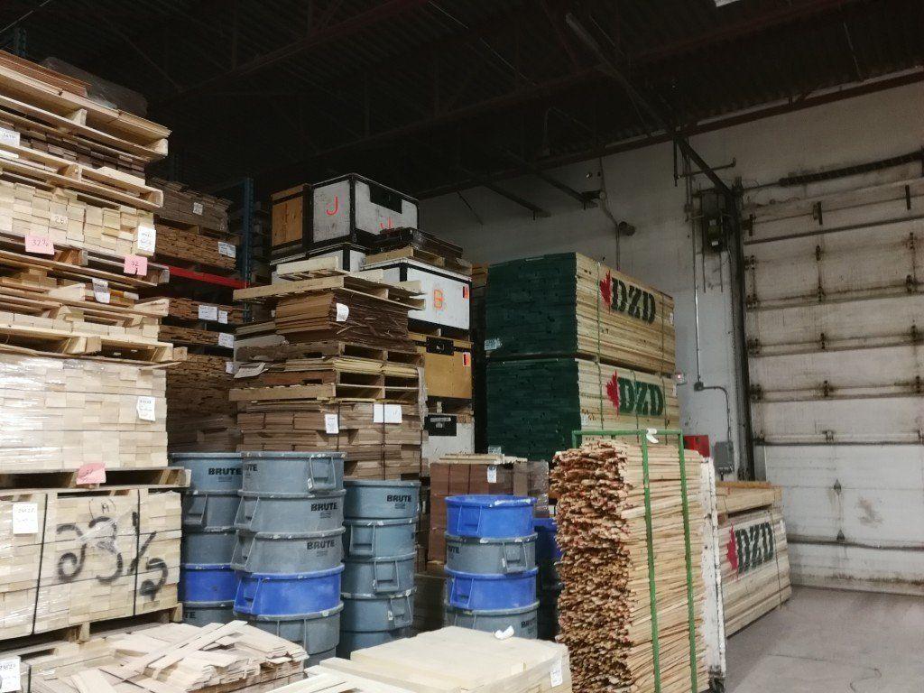 fábrica godin maderas