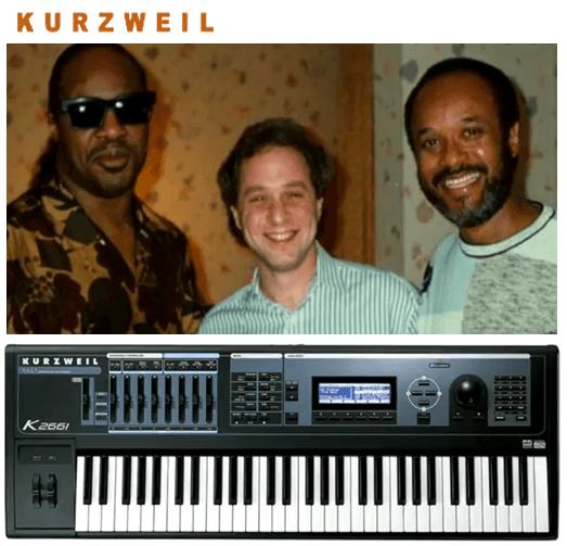 Kurzweil-Music-Systems-Ray-Kurzweil-with-Stevie-Wonder