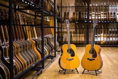 Nueva serie de acústicas Yamaha FG Red Label y un regalazo para tu amplificación